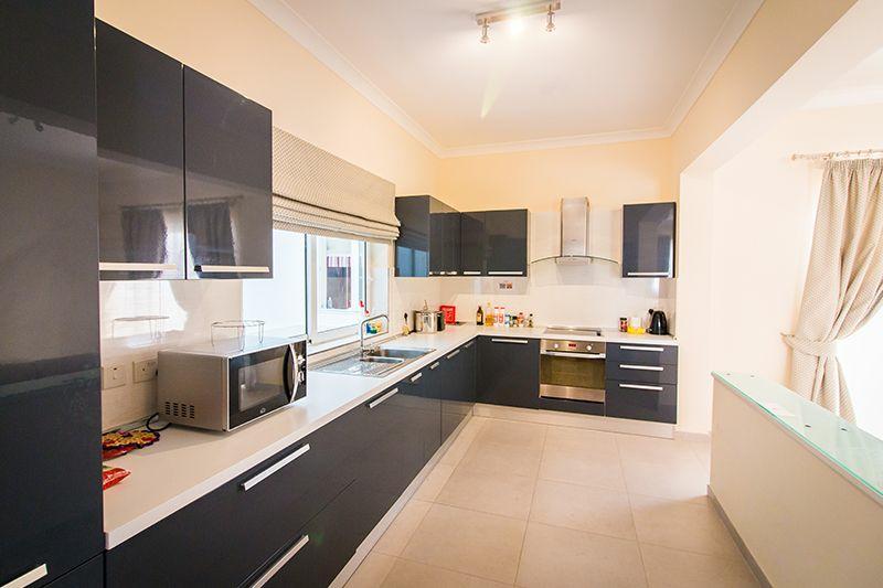 Sprachaufenthalt Malta, St. Julians - EC - Accommodation - Shared Apartment - Küche