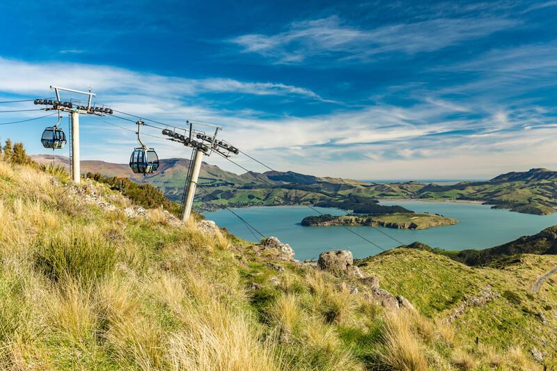 Séjour linguistique Nouvelle Zélande, Christchurch - Port Hills