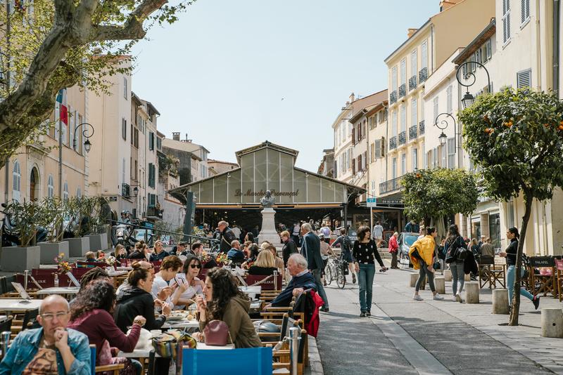 Sprachaufenthalt Sprachreise Französisch Frankreich in Antibes