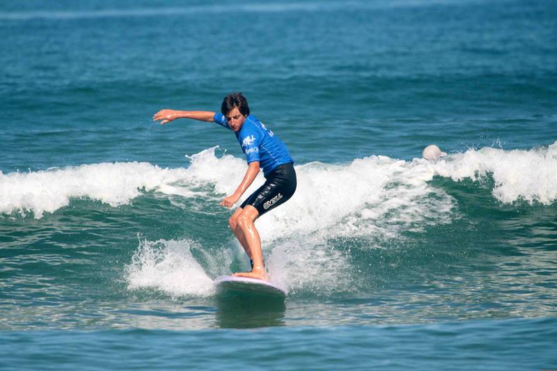 Séjour linguistique France, Biarritz – BLCI - Surf