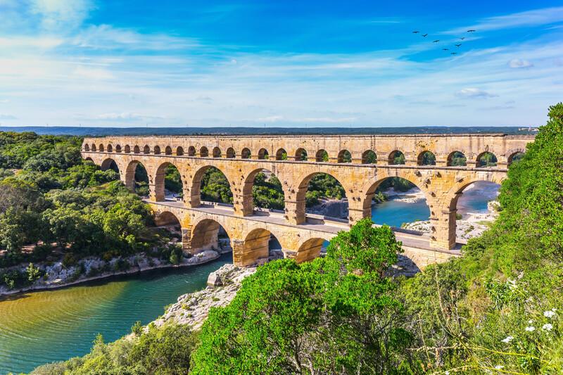 Séjour linguistique Chypre, Larnaca - Aqueduc de Bekir Pacha