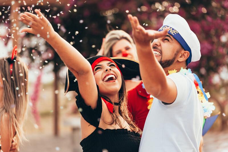 Sprachaufenthalt Spanien, Teneriffa -  Wahl zur Karnevalkönigin Santa Cruz