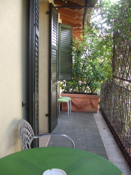 Sprachaufenthalt Italien, Verona - IDEA Verona - Accommodation - Apartment - Balkon