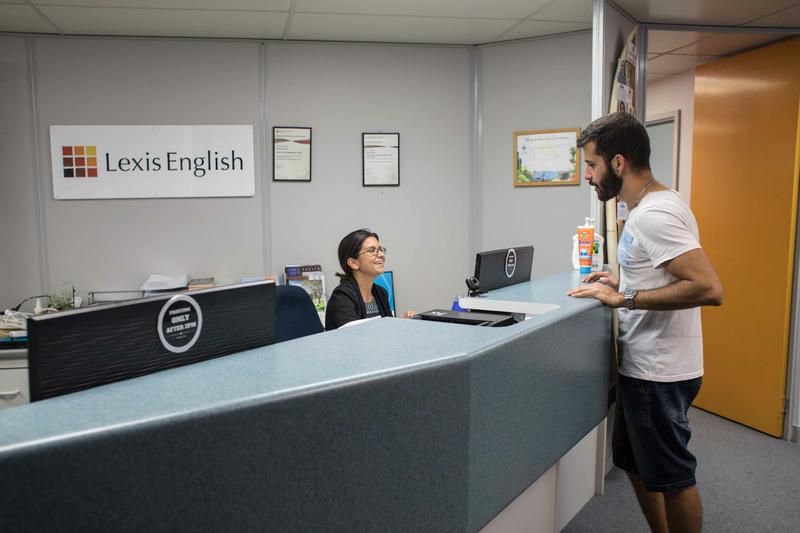 Sprachaufenthalt Australien, Perth - Lexis Perth - Rezeption