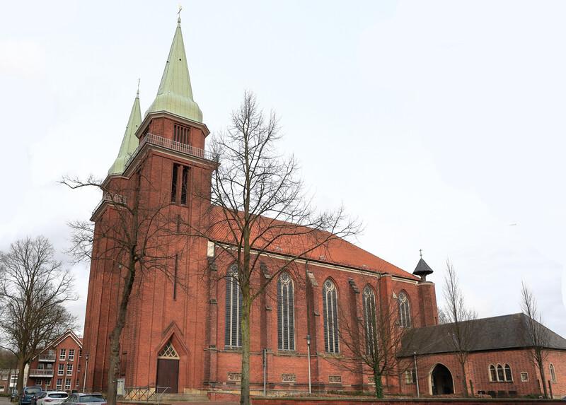 Séjour linguistique Allemand, Heessen - Église catholique Pape Jean