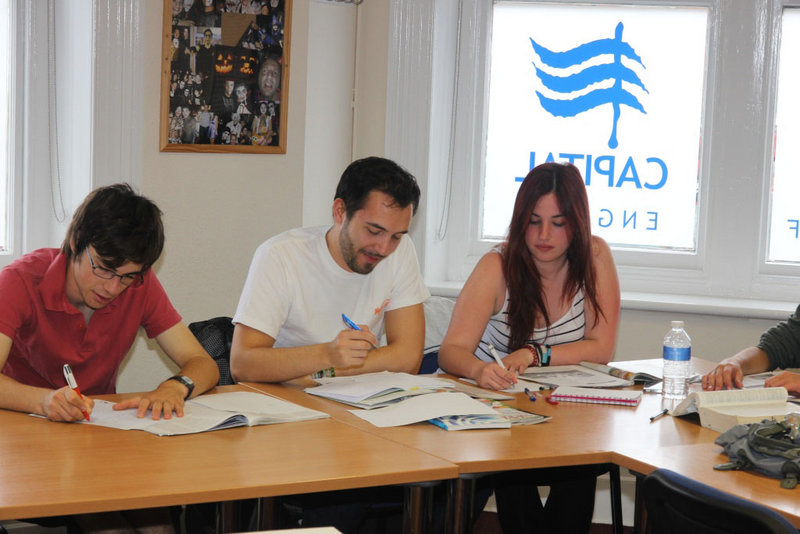 Séjour linguistique Angleterre, Bournemouth - Capital School of English - Leçon