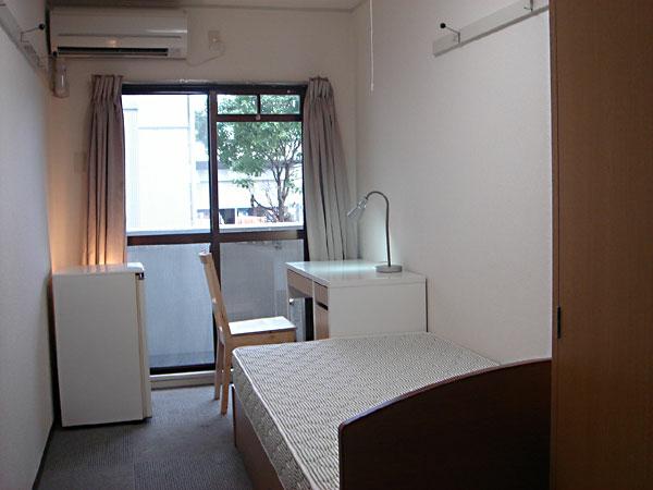 Sprachaufenthalt Japan, Kobe - Lexis Japan - Accommodation - Student House J&F - Zimmer