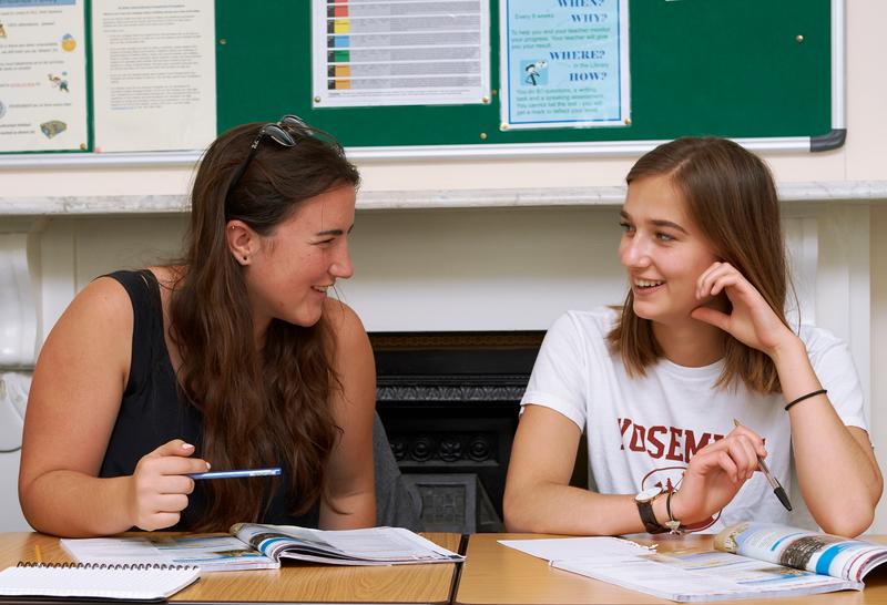 Sprachaufenthalt England, Eastbourne - St Giles Eastbourne - Lektionen