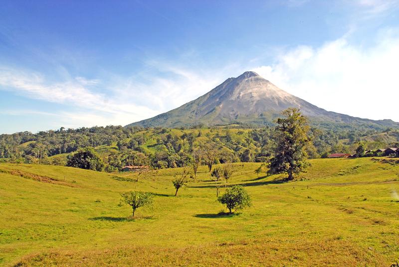 Séjour linguistique Costa Rica, Volcano