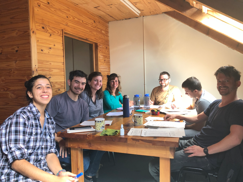 Séjour linguistique Argentinien, Bariloche - La Montaña Spanish School Bariloche - Leçon