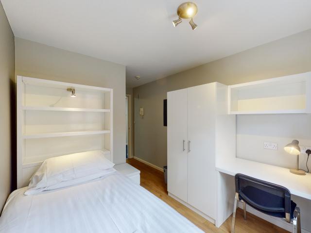 Sprachaufenthalt England, Cambridge - EC Cambridge - Accommodation - Apartment Tripos Court - Zimmer