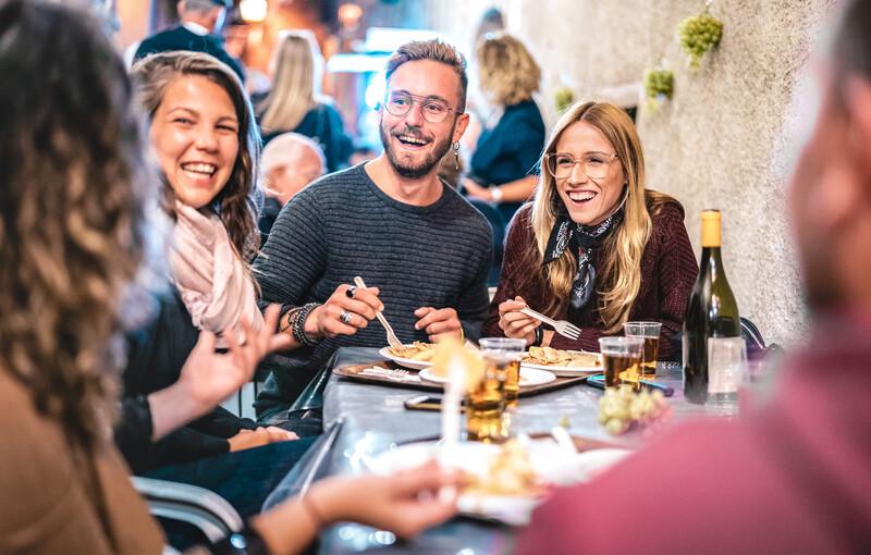 Sprachaufenthalt England, Brighton - Street Diner