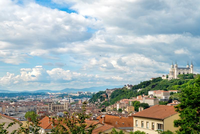 Séjour linguistique France, Lyon - Panorama