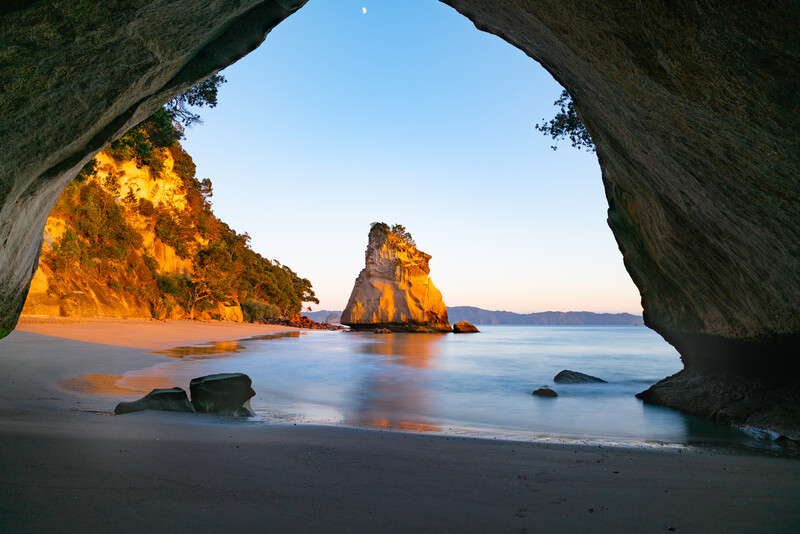 Sprachaufenthalt Neuseeland, Coromandel Peninsula