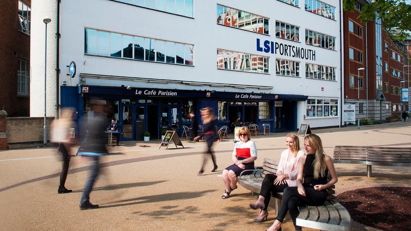 Sprachaufenthalt England, Portsmouth - LSI Portsmouth - Schule