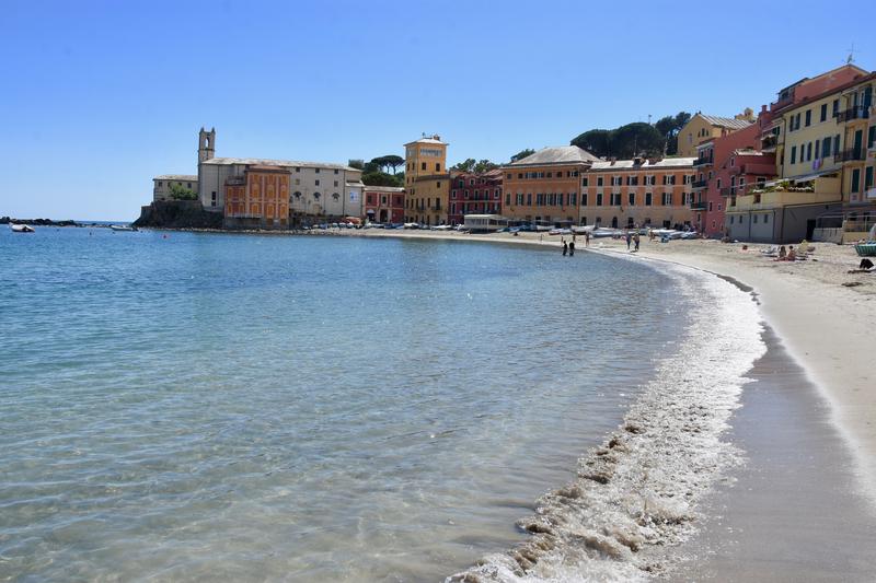 Séjour linguistique Italie, Sestri Levante - Scuola ABC Sestri Levante - Plage