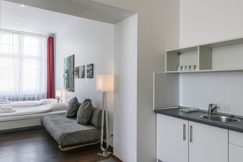 Sprachaufenthalt Deutschland, Berlin - GLS Sprachenzentrum Berlin - Accommodation - On Campus Apartment - Einzelzimmer
