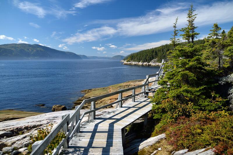 Sprachaufenthalt Kanada, Quebec - Tadoussac Bay