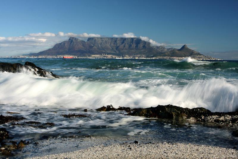 Sprachaufenthalt Südafrika, Kapstadt - Tafelberg