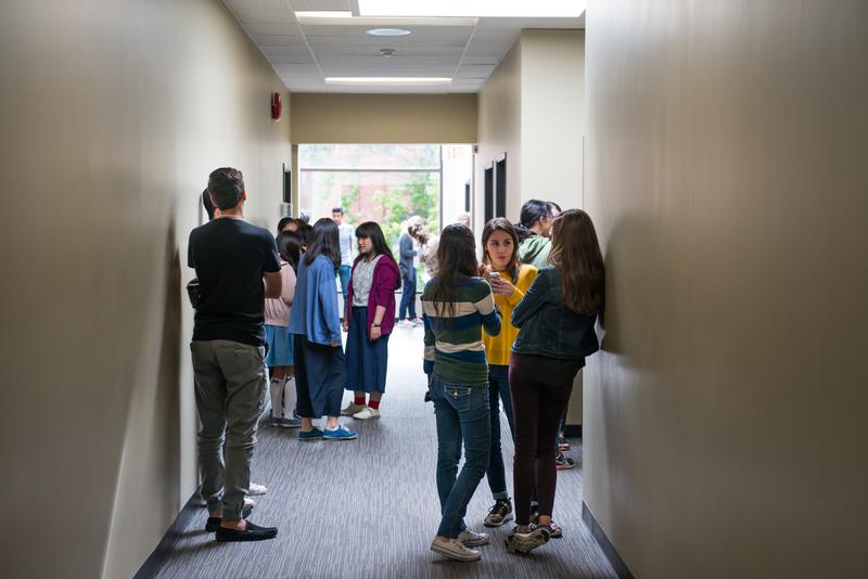 Sprachaufenthalt Kanada, Vicotria - Global Village Victoria - Studenten