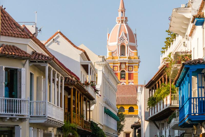 Séjour linguistique Colombie, Cartagena - Centre historique de cartagena de indias