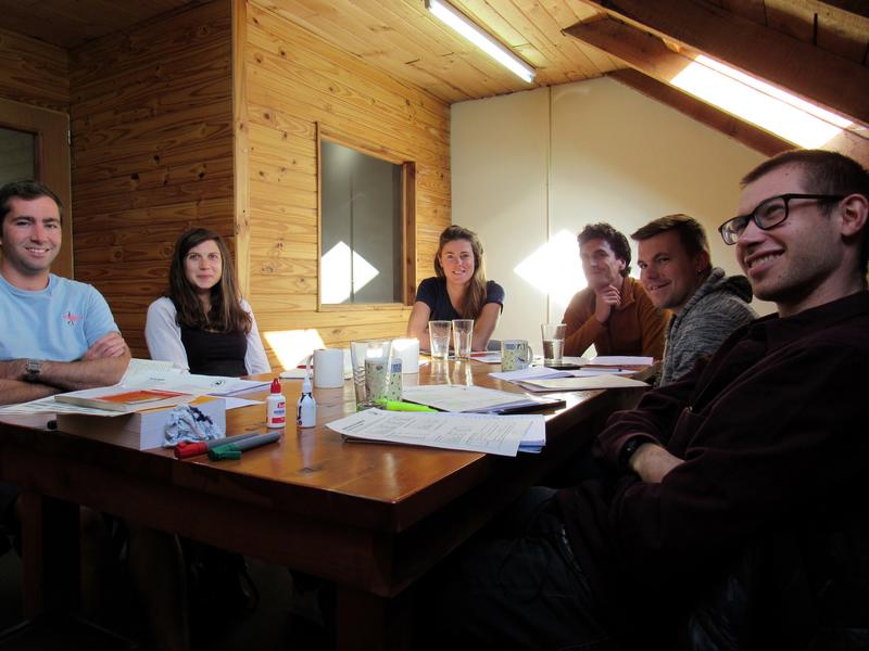 Séjour linguistique Argentinien, Bariloche - La Montaña Spanish School Bariloche - Étudiants