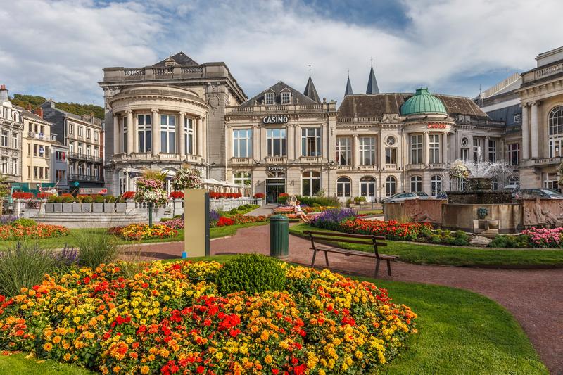 Séjour linguistique Belgique, Spa - Parc