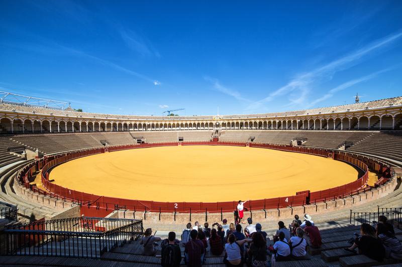 Séjour linguistique Espagne, Sevilla - Arena