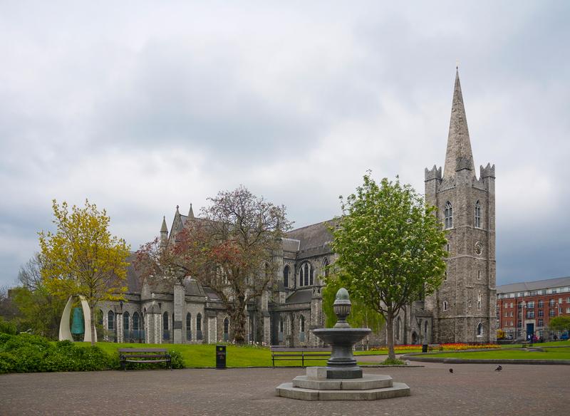 Sprachaufenthalt Irland, Dublin - Saint Patrick's Cathedral