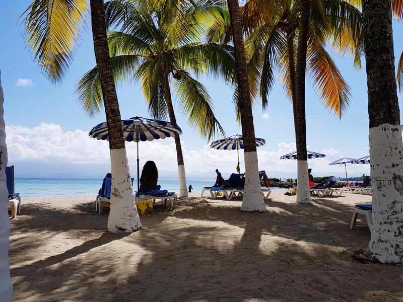 Sprachaufenthalt Guadeloupe, Le Gosier - Strand