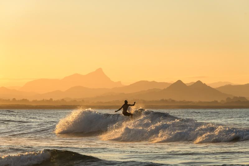 Séjour linguistique Australie, Byron Bay - Surfing