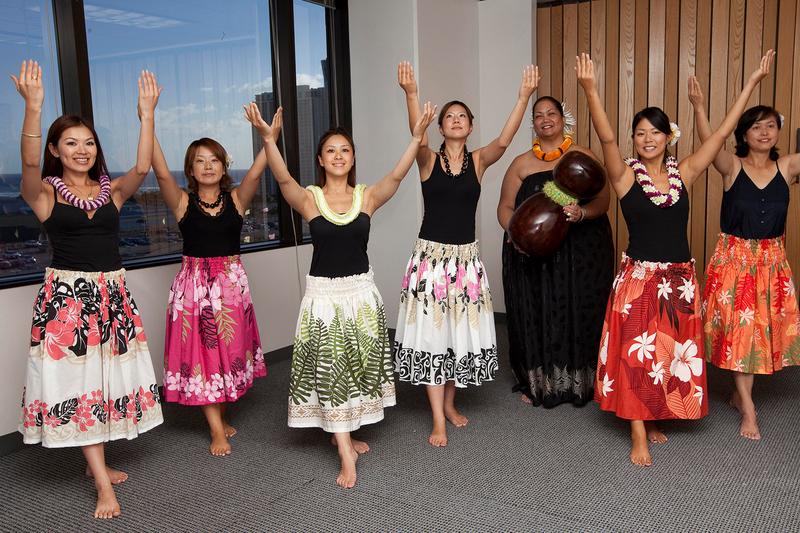 Sprachaufenthalt USA, Hawaii - Honolulu - Global Village Hawaii - Hula