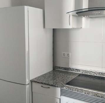 Séjour Linguistique Espagne, Valence - Maison internationale Valence - Logement - Appartement Marqués - Cuisine