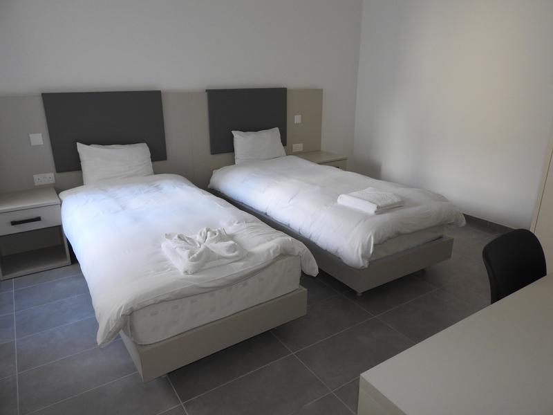 Sprachaufenthalt Malta, St Julians - European School of English Malta - Accommodation - Central Apartment - Schlafzimmer