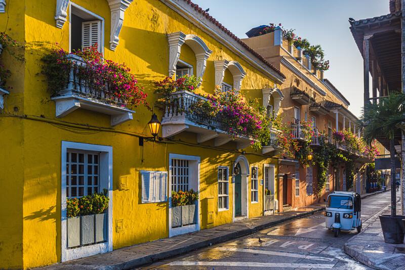 Séjour linguistique Colombie, Cartagena - Old Town
