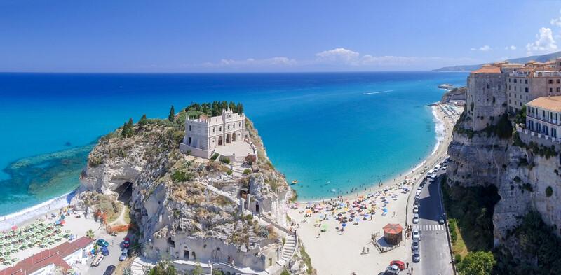 Sprachaufenthalt Italien, Tropea - Calabria