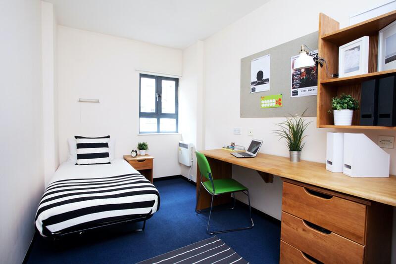 Sprachaufenthalt England, Bristol - English Language Centre ELC - Accommodation - Summer University Residence - Zimmer