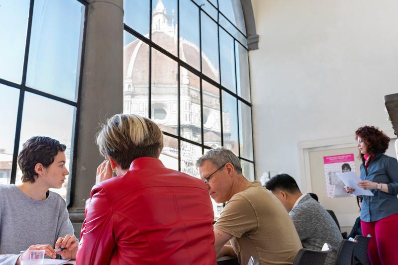 Sprachaufenthalt Italien, Florenz - Scuola Leonardo da Vinci Firenze - Lektionen