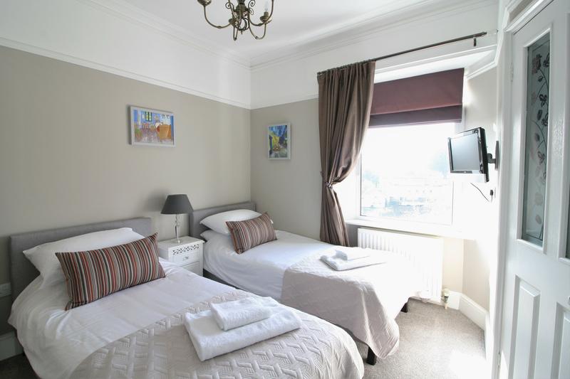 Sprachaufenthalt England, Torquay - Torquay International School - Accommodation - TIS Partner Hotel - Doppelzimmer