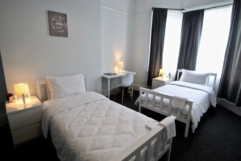 Sprachaufenthalt England, Worthing - CES Worthing - Accommodation - Residenz - Lyna - Schlafzimmer