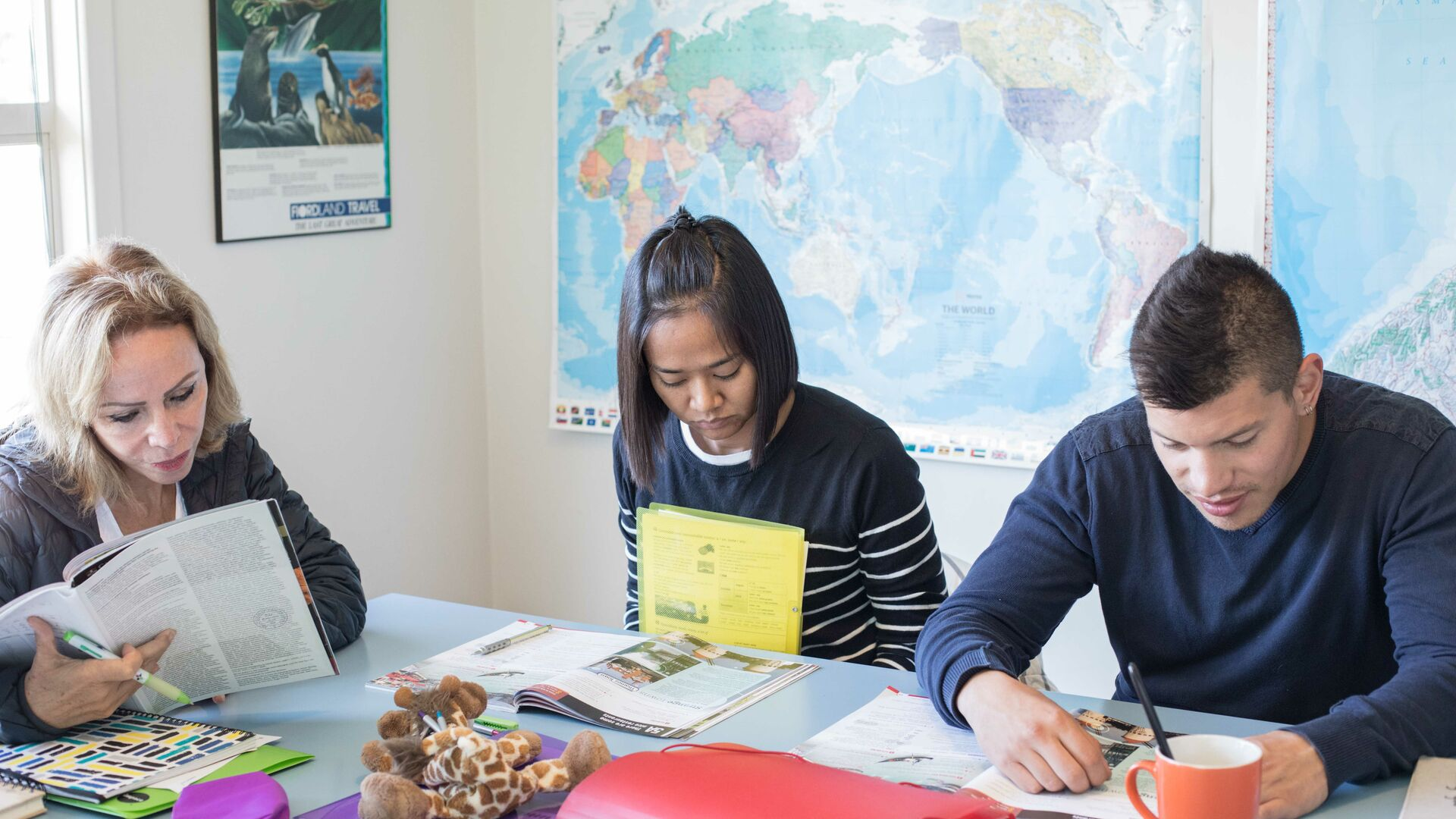 Séjour linguistique Nouvelle Zélande, Queenstown - ABC College of English Queenstown - école