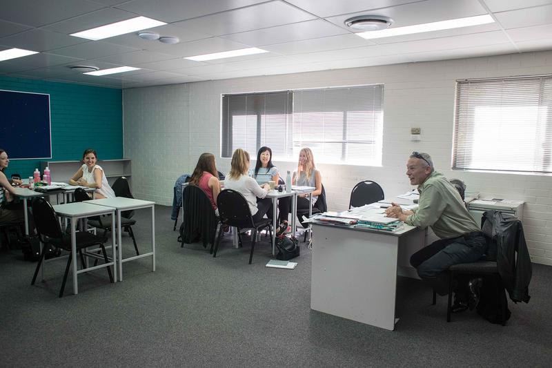 Séjour linguistique Australie, Perth - Phoenix Academy - Leçon