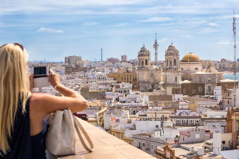 Séjour linguistique Espagne, Cádiz - Ville