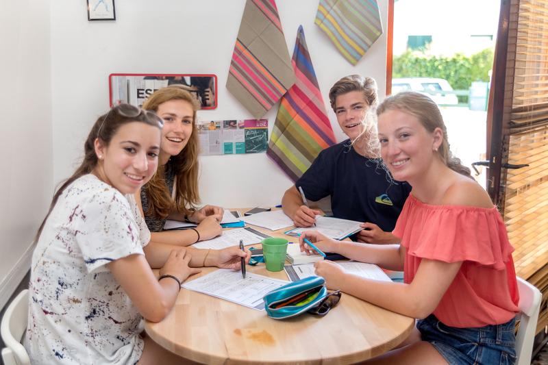Séjour linguistique France, Biarritz - Biarritz Language Courses Institute BLCI - Leçons