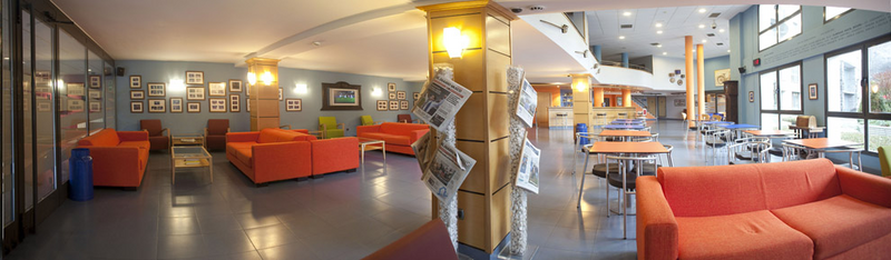 Sprachaufenthalt Spanien, San Sebastian - La Cunza - Accommodation - Student Residence - Aufenthaltsraum