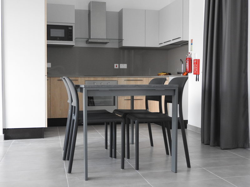 Sprachaufenthalt Malta, St Julians - European School of English Malta - Accommodation - Central Apartment - Küche