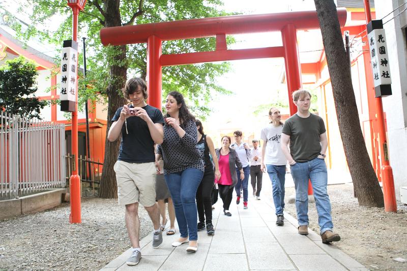 Séjour linguistique Japon, Tokio - Genki Japanese School Tokio - Étudiants