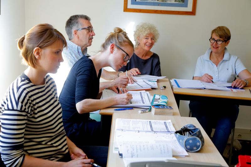 Sprachaufenthalt Frankreich, Aix en Provence - IS Aix en Provence - Lektionen