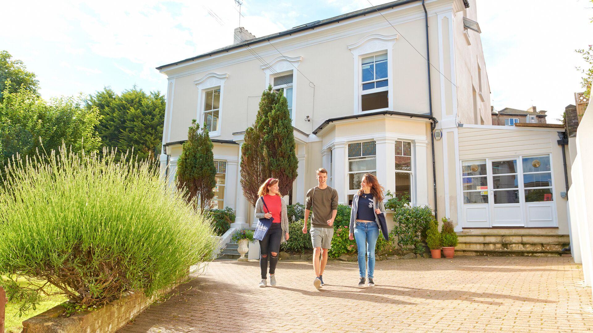 Sprachaufenthalt England, Eastbourne - St Giles Eastbourne - Schule