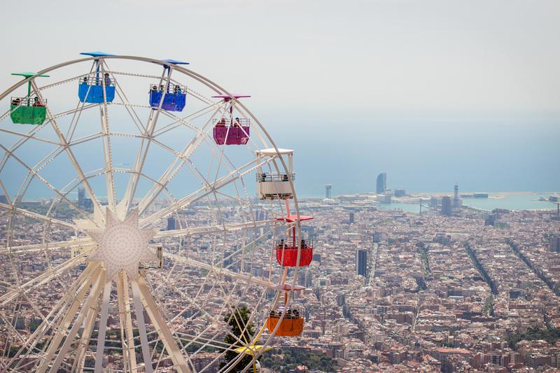 Séjour linguistique Espagne, Barcelone - Grande Roue